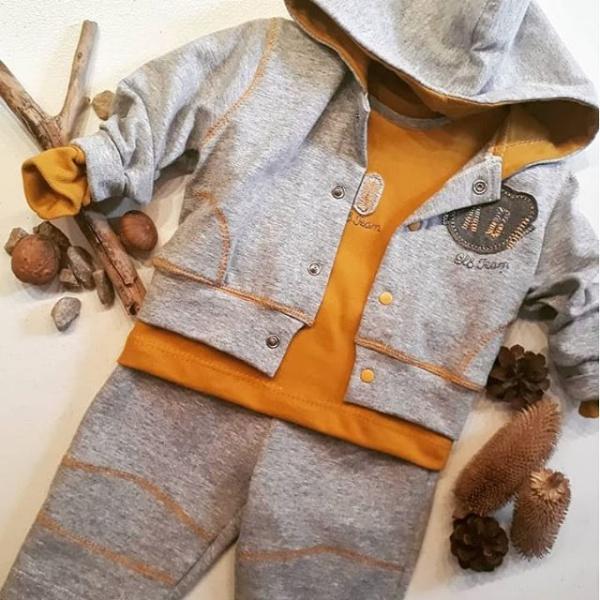 934fba7e1 Anticipos de ropa para Bebes otoño invierno 2019