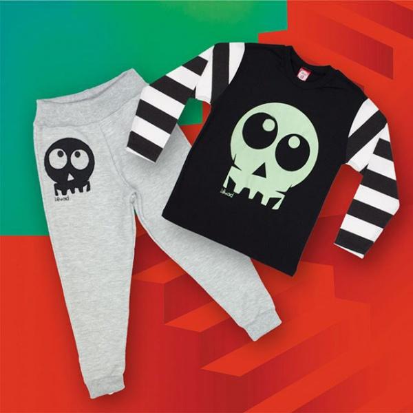 conjuntos remera y pantalon bebes bewiki invierno 2019
