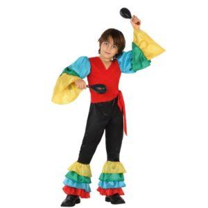 disfraz carioca para niño