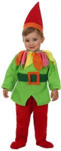 disfraz carnaval duende niño