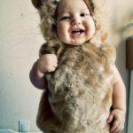 disfraz de leon para bebe