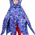 disfraz de pulpo para niños