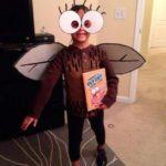 disfraz facil de escarabajo para niños