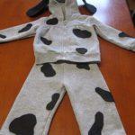 hacer un disfraz de perro para niño facil