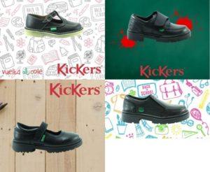 kikers zapatos colegiales 2019 guillerminas nauticos