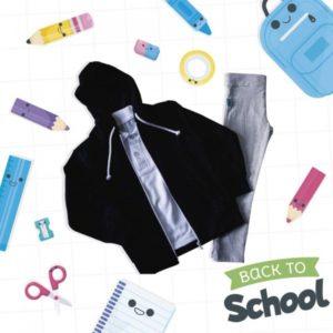 linea ropa colegial Flow kids 2019