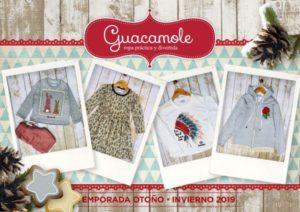 marca de ropa para chicos guacamole invierno 2019