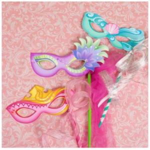 mascaras de carnaval niñas