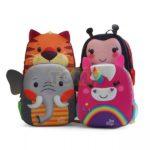 mochila escolar 2019 animales bags