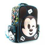 mochila escolar 2019 emogi mickey