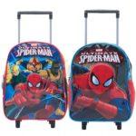 mochila escolar 2019 marvel spider man
