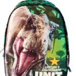 mochila escolar dinosurio jursick world 2019