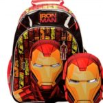 mochila iron man 2019. avengers