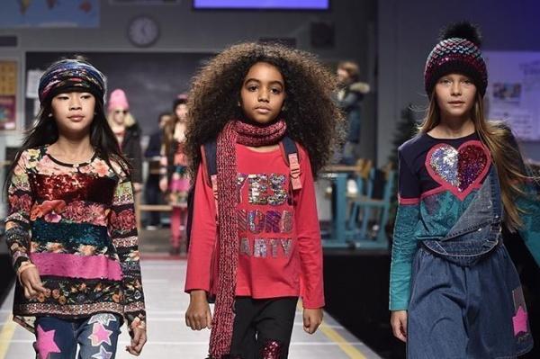 moda para niñas otoño invierno 2019