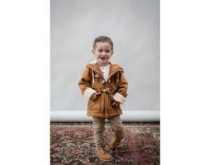 montgomery bebe abrigo le cocon otoño invierno 2019