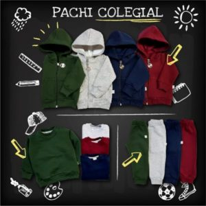 pachi linea colegial 2019