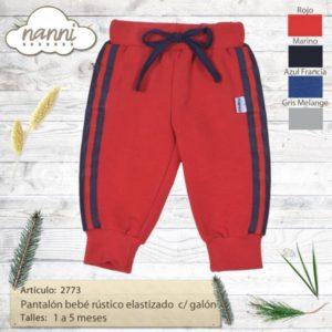 pantalon babucha bebe NanniBKS otoño invierno 2019