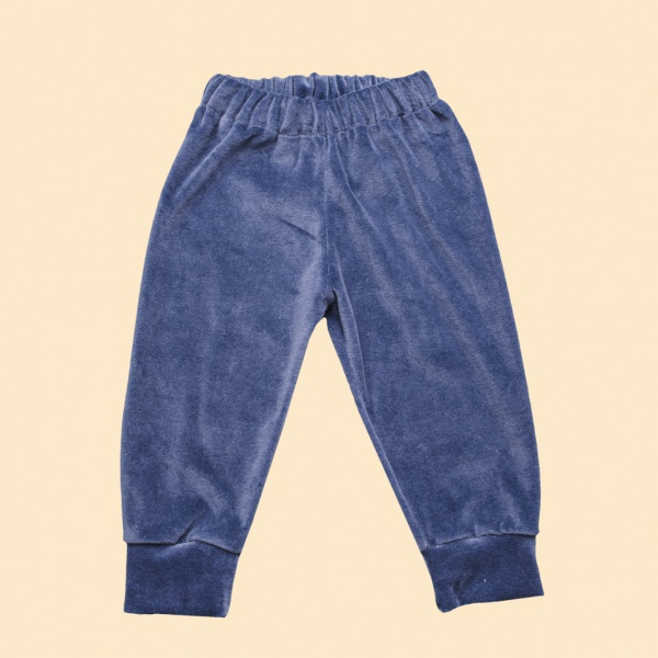 pantalon plush bebe Gamise otoño invierno 2019