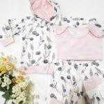 ropa de bebe de diseño Dicen mis sueños otoño invierno 2019