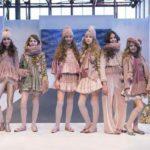 vestidos y polleras para fiestas de niñas invierno 2019