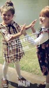 waw kids vestidos para niñas invierno 2019