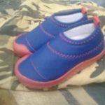 zapatillas neopreno sin cordones para niños Joe hopi otoño invierno 2019