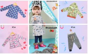 zuweni otoño invierno 2019 ropa infantil