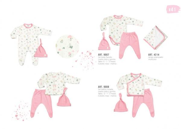 basicos para beba Pilim otoño invierno 2019