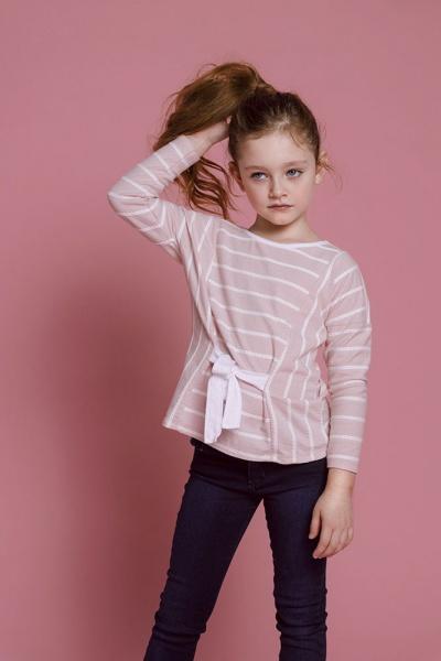 blusa y jeans niña nucleo nenas otoño invierno 2019