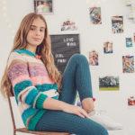 buzo lana a rayas Rapsodia girls otoño invierno 2019