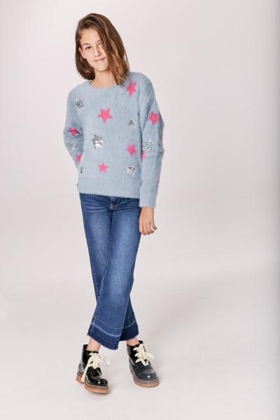 buzo lana para niña Rapsodia girls otoño invierno 2019