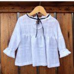 camisola blanca para niña waw otoño invierno 2019