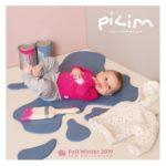 Catalogo de ropa para bebes Pilim otoño invierno 2019