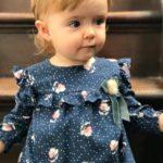 gro web vestido mangas largas beba otoño invierno 2019