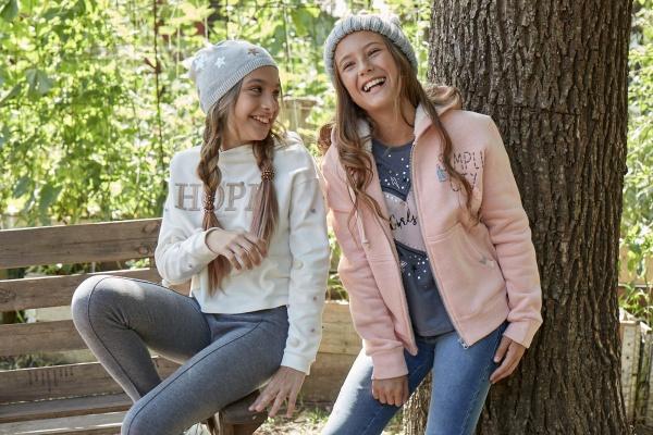 jeans para niñas campera algodon frisa niña Ce pe otoño invierno 2019