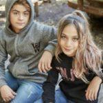jeans y campera algodon niño campera algodon frisa niña Ce pe otoño invierno 2019