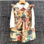 jumper con camisa para niña waw otoño invierno 2019
