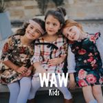 vestidos para niñas waw otoño invierno 2019
