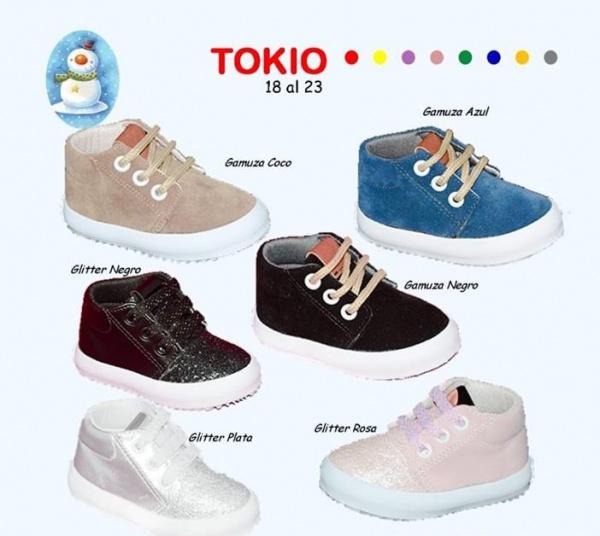 zapatillas botitas para niños joe hopi otoño invierno 2019