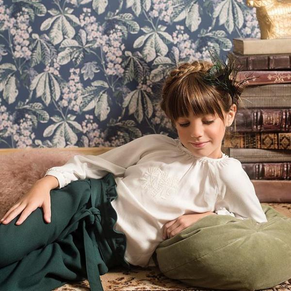 blusa mangas largas niña Pioppa otoño invierno 2019