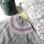 sweater lana niña tejidos Pompas invierno 2019