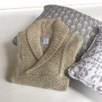 sweater lana niños tejidos Pompas invierno 2019