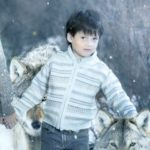 tejidos para niños Pompas invierno 2019