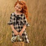 Vestidos para niñas Waw Kids otoño invierno 2019