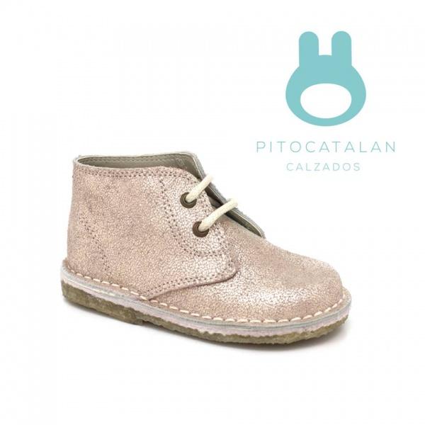 botita beba cordon dorada Pitocatalan invierno 2019