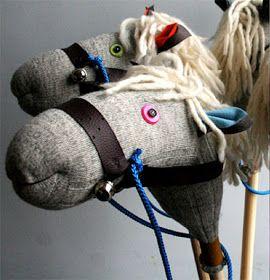 caballos faciles para niños