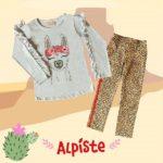 Ropa de moda urbana para niñas Alpiste invierno 2019