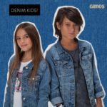campera denim kids Gimos invierno 2019