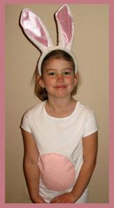 disfraz de conejo facil