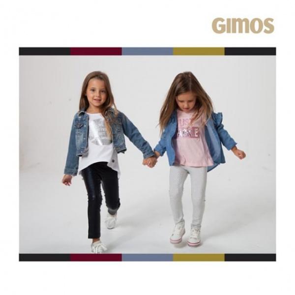 look con campera de jeans niñas gimos invierno 2019
